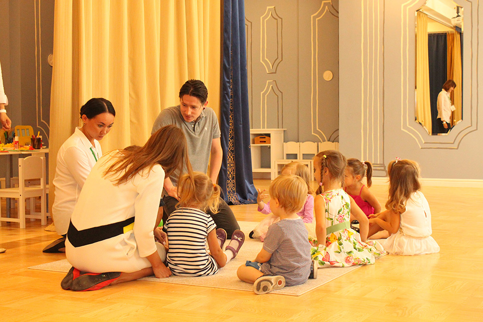 Билингвальное образование в детском саду